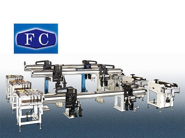 Taiwan Gantry Robots Cell | Taiwantrade