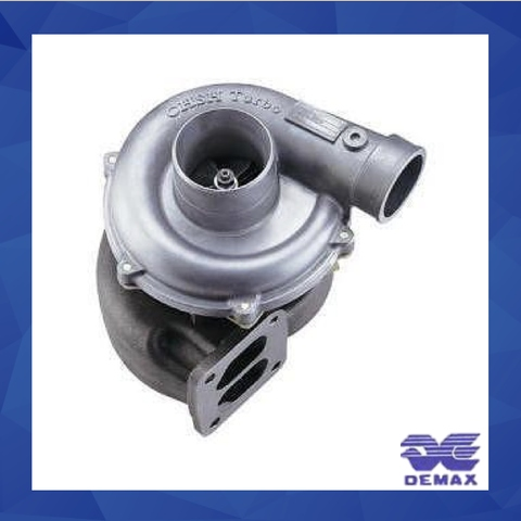 Truck parts (turbochargers) made by Demax, for finest quality from Taiwan
