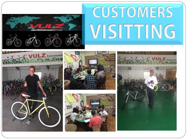 Fixies, VULZ brand made in Taiwan and OEM for customers