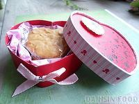 Almond Biscuit-Heart Shape-gift packing