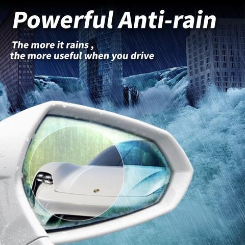 Japan【idea-auto】Rearview-mirror Anti-fog/rain Film