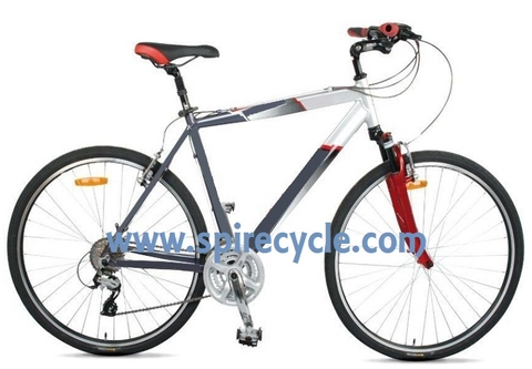 28'' Alloy MTB | 21 Speeds