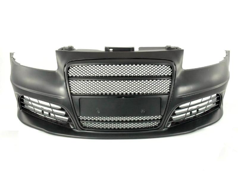 Front & Rear Bumper
