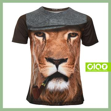 100 percent quality custom blank gym sports tshirt