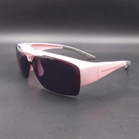 Flip up lens fit over sunglasses, special function -flip up lens and anti slip pad, over specs with side lens