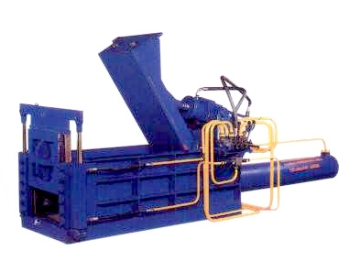 Plastic Extrusion Machine, scrap Aluminum baler