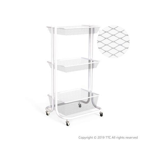 Ikea style 3 tier trolley
