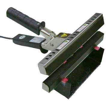 Hand held constant heat sealer