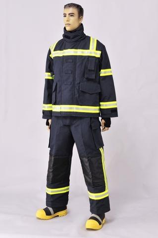 歐式消防衣.消防衣褲.EN469/2005, CE認證