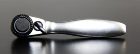 新機能 85 mm(L)ミニタイプラチェットハンドル(ビットタイプ)