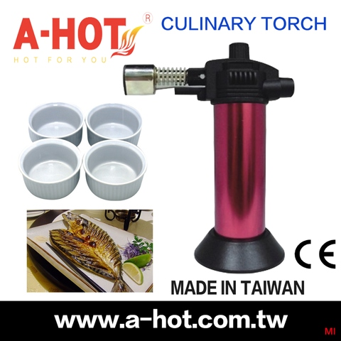 FAMOUS	HOME DESIGN BURNER COOKING TORCH