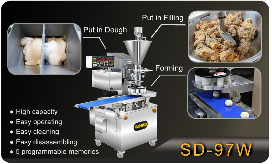 ANKO Food Machine Details - SD-97W