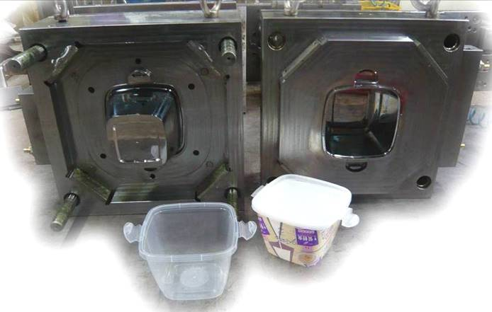 Injection Molds of Package Solution, Thin Wall Container