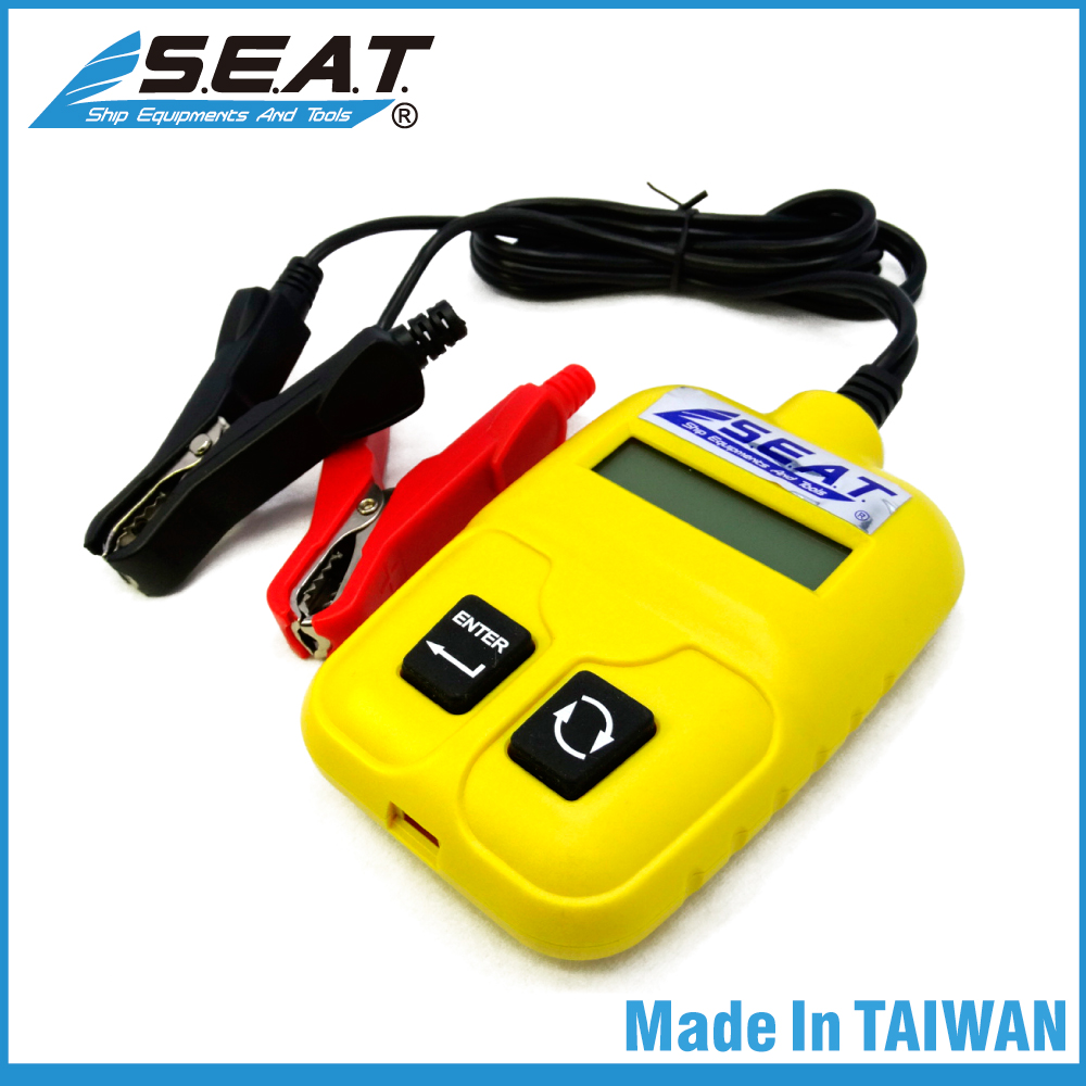 Taiwan Battery Analyzer Cca Tester For Electric System Electrical Testers Digital