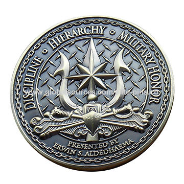 Taiwan challenge coins | Taiwantrade