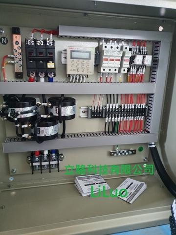 Power monitoring meter box