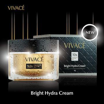 Bright moisturizer Face cream