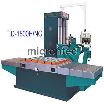 Molds drill- Bed Type CNC gun drill machine