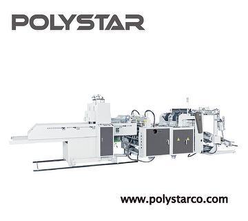Taiwan Poly bag making machine manufacturers | POLYSTAR ...
