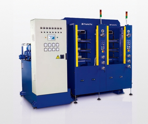 Multi-deck Cold / Hot Forming Machine