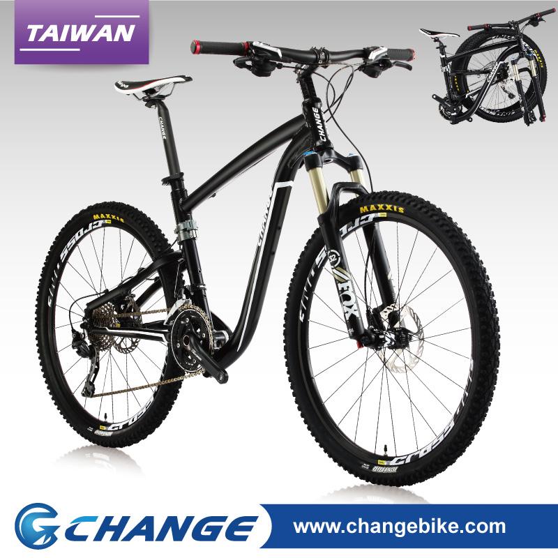Taiwan Foldable MTB bikes-ChangeBike 26 inch Folding MTB Bike DF ...
