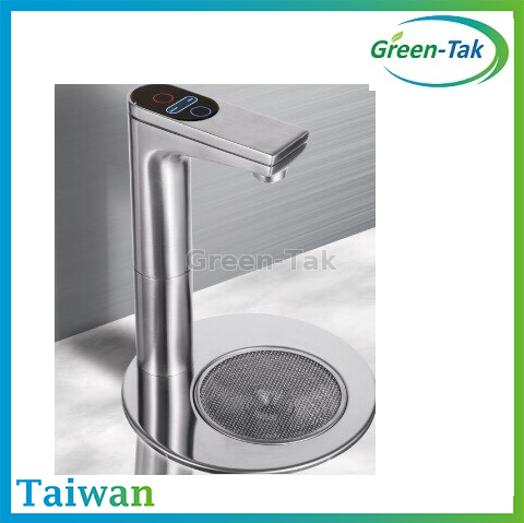 Boiling and Chilled Water Touch Panel EZ Faucet