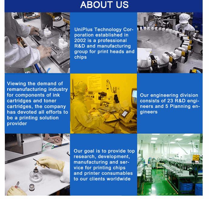 Ink cartridge factory-Uniplus-2