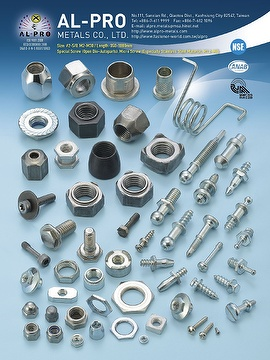 Fasteners - Specially former screws, Auto parts/Open Die fasteners, nut, special nut, washer