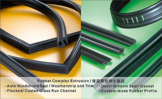 Auto Rubber Seals / Weatherstrips