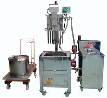 NE-16 Rapid Cooling Machine