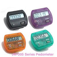 JW-005 Series Pedometer Calorie Counter (function option) /Wholesale, Manufacture,OEM,ODM
