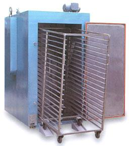 Box Type Dryer with Rack