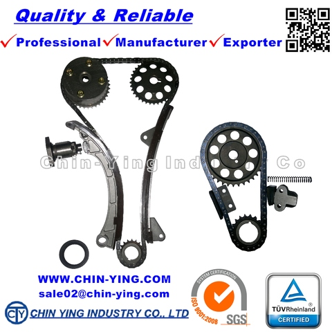 Taiwan TOYOTA 1NZ-FE 1NZ-FXE 2NZ-FE Timing Chain Kit | Taiwantrade