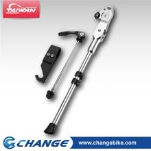 CHANGE customized 700C road folding bike kickstand support for bicycle