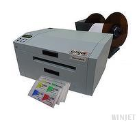 WINJET 168RC - the Ultra High Speed Color Label Printer