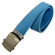 High Quality  Fashion Webbing Canvas Belt