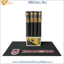Oil, Flame & UV Resistant Cooking Grill Mat