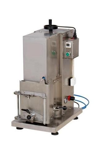 Semi-auto Glass Bottle Vacuum Capping Machine