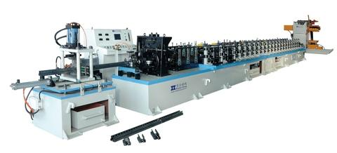 Roll Forming Machine for Warehouse Shelves & Tracks