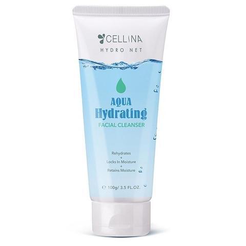 CELLINA Hydro Net Aqua Hydrating Facial Cleanser