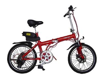VIKUDA折りたたみ電動アシスト自転車