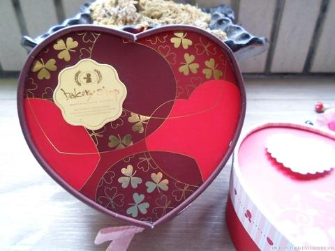 Almond Biscuits-Heart Shape-gift packing