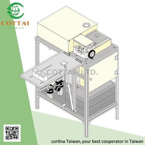 COTTAI venetian machine