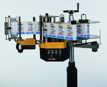 Auto Labeling Machine for adhesive label