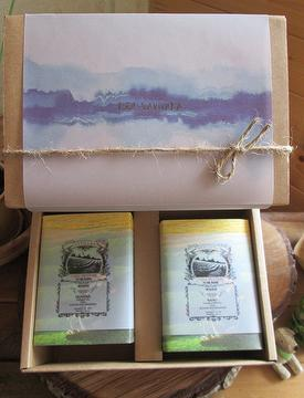 Nano white Oolong tea gift set