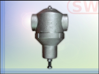 Heavy Pattern Presure Reducing Valve, Pressure Regulator 10K, Bronze Valve