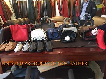 Real Leather (Go-Leather)