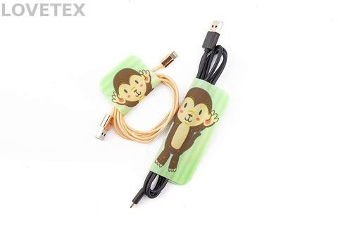 Cable Clip - Monkey Hug