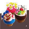 Promotional Wholesale DIY 3D Sweet Cake Soft Clay Set