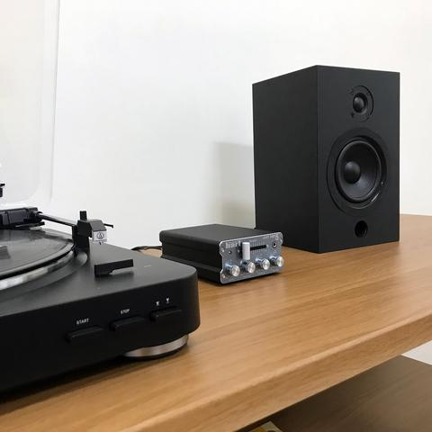 Taiwan Taiwan 50W RMS at Standard 8 ohms Compact Amplifier